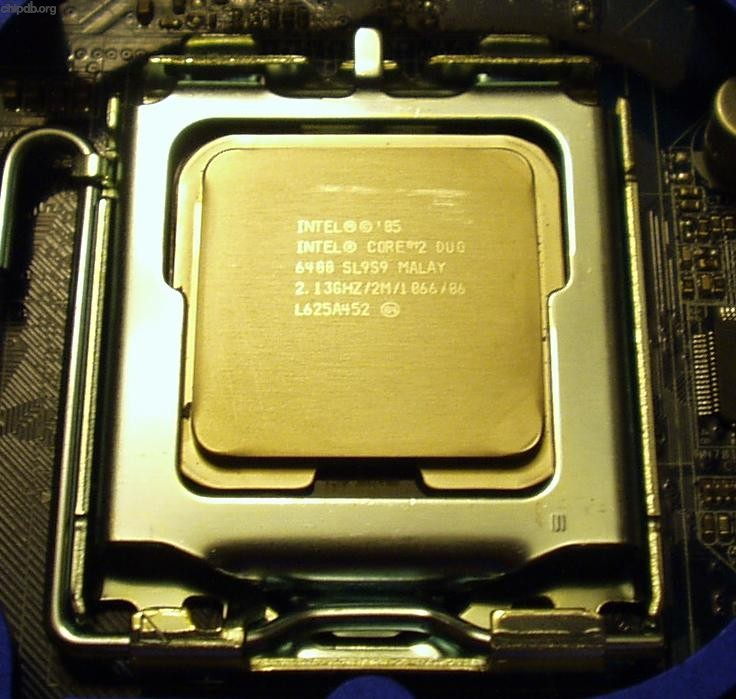Intel Core 2 Duo 6400 2.13GHz/2M/1066 SL959