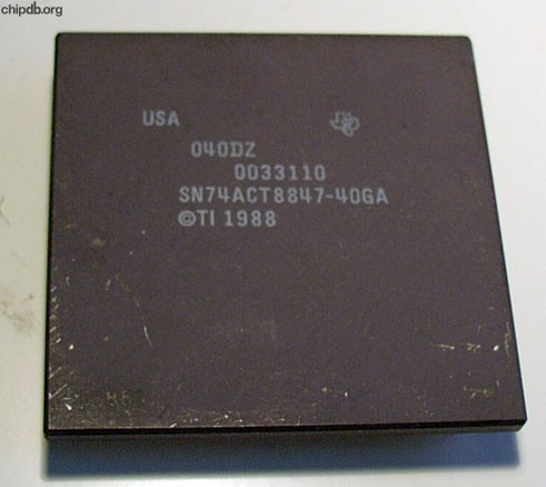 Texas Instruments 74ACT8847-40