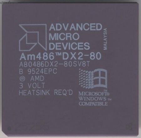 AMD A80486DX2-80SV8T