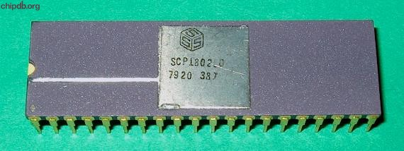Solid State Scientific SCP1802LD