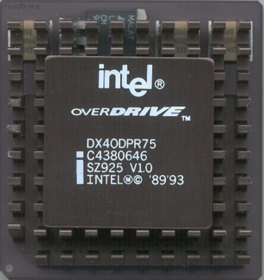 Intel DX4ODPR75 SZ925