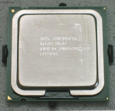 Intel Pentium 4 m Intel Pentium 4 570j
