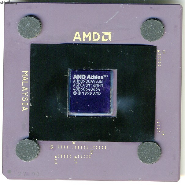 Amd K7 Athlon Mobile Amd Athlon Mobile Ahm0900avs3b Agcfa Chipdb Org