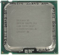 Intel Core 2 Duo E6400 2.13GHZ/2M/1066 SL9S9