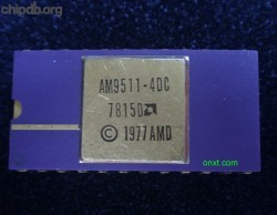 AMD AM9511-4DC