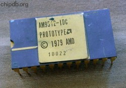 AMD 9512-IDC PROTOTYPE