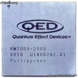 QED RM7000-250S