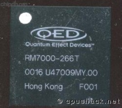 Quantum Effect Devices RM7000-266T