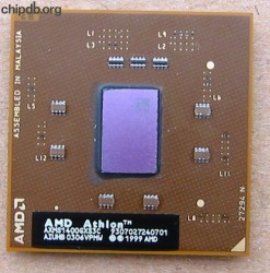 AMD Athlon Mobile XP-M 1400+ AXMS1400GXS3C AIUHB