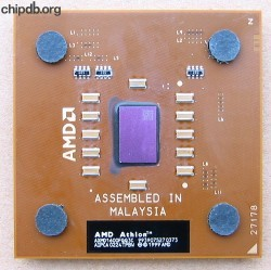AMD Athlon Mobile XP-M 1600+ AXMD1600FQQ3C AIPCA