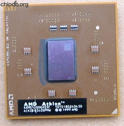 AMD Athlon Mobile XP-M 1600+ AXMS1600GXS3C AIXIB