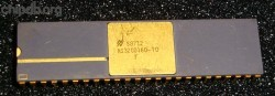 National Semiconductor NS32C016D-10