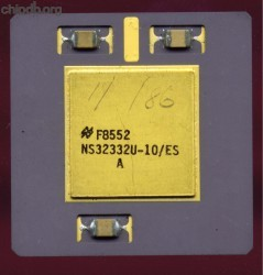 National Semiconductor NS32332U-10/ES