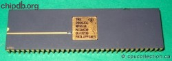 Texas Instruments TMS9900JDL purple PHILIPPINES