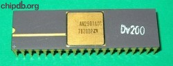 AMD AM2901ADC purple gold top