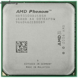 AMD Phenom 9350e HD93500DJ4BGJ JAAHB