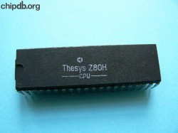 Thesys Z80H CPU