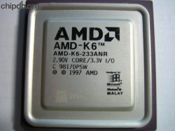 AMD AMD-K6-233ANR FAKE
