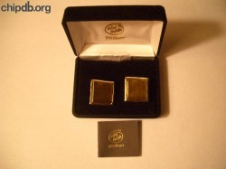 Intel earrings Pentium