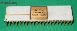 National Semiconductor IPC-16A/520D PACE