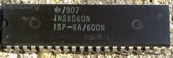 National Semiconductor ISP-8A/600N INS8060N