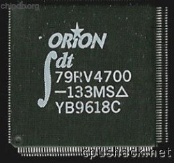 IDT 79RV4700-133MS ORION