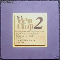 IDT Winchip2 W2A-3DFF200GTA