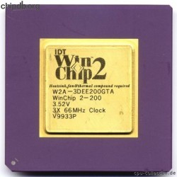 IDT Winchip2 W2A-3DEE200GTA