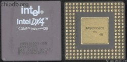 Intel A80486DX4-100 SX877