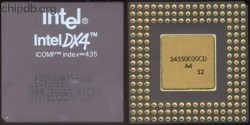 Intel A80486DX4-100 SX908