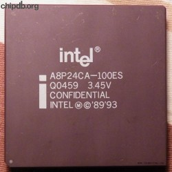 Intel 486 DX4-100 A8P24CA-100ES Q0459