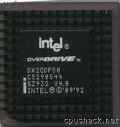 Intel DX2ODP50 SZ932 V4.0