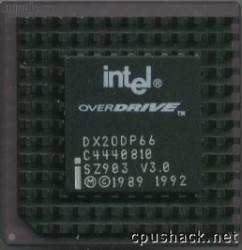 Intel DX2ODP66 SZ903 V3.0