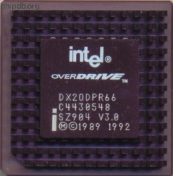 Intel DX2ODPR66 SZ904 V3.0