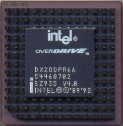 Intel DX2ODPR66 SZ935 V4.0