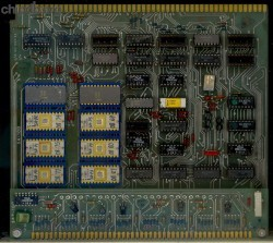 Intel C4004 complete board