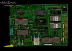 Intel D4040 complete board