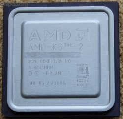 AMD AMD-K6-2 233AFR remarked from 333