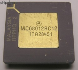 Motorola MC68012RC12