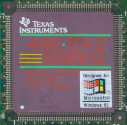 Texas Instruments TI486DX2-G66-WR
