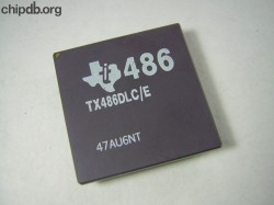 Texas Instruments TX486DLC/E ceramic