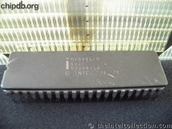 Intel MD8086/B diff milspec mark