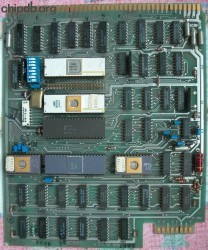 Complete NEC D8085 card