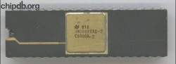 National Semiconductor INS8080AD-2