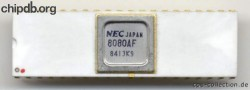 NEC 8080AF square top JAPAN
