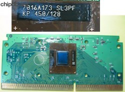Intel Celeron Mobile KP 450/128 SL3PF on slot1 board