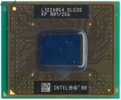 Intel Mobile PIII KP 001/256 SL53S
