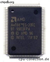 AMD Am188ES-20KC