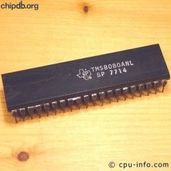 Texas Instruments TMS8080ANL